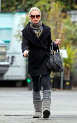Знаменитости в обуви MoovBoot и Australia Luxe Collective (ALC)