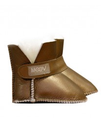 Пинетки Moovboot Babies Metallic