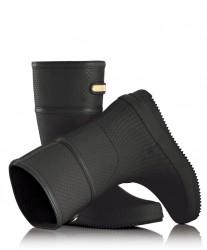 Резиновые сапоги без меха Geo Classic MOOVBOOT Black