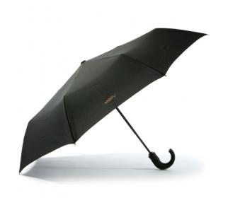 Черный зонт мужской MOOVBRELLA Metro