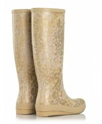 Высокие резиновые сапоги MoovBoot Snow Leopard Clay