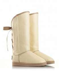 Высокие сапоги MoovBoot Desert Nomad Cream
