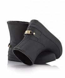 Резиновые полусапожки MoovBoot Idaho Black Short