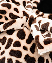 Тапочки-балеринки женские жираф