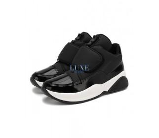Зимние кроссовки Jog Dog 1607DR Черный сигма