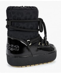 Сапоги женские Jog Dog 1403R-7 Черный лео