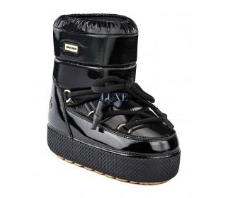 Сапоги женские Jog Dog 1405R Черный флэш