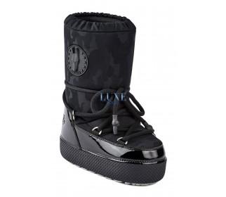 Сапоги женские Jog Dog 1414R Черный камуфляж