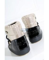 Сапоги женские Jog Dog BB005R Золотой Экстралюкс