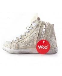 Детские кеды WOZ Mia White