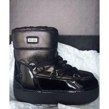 Сапоги женские Jog Dog BB005R Черный Экстралюкс